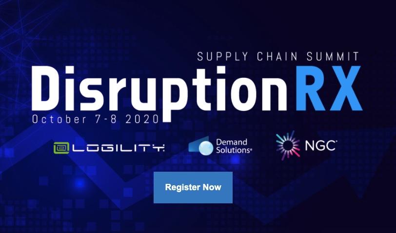 Disruption RX Supply Chain Summit