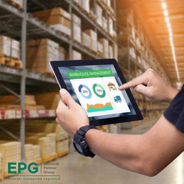 Warehouse Management System from EPG
