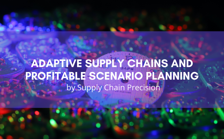 Adaptive Supply Chains and Profitable Scenario Planning